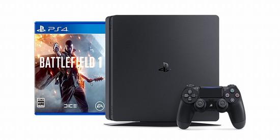 Amazon PS4 500GBとソフトのセットが33,856円~34,344円で販売中 4月1日限定