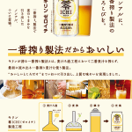 キリンのノンアルコールビール「ゼロイチ」を抽選で10,000人にプレゼント 6月20日12時まで
