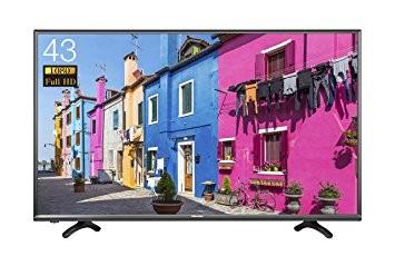 Amazonで43V型フルハイビジョン液晶テレビが30%OFFの37,800円で販売中