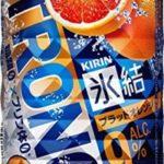 Amazonで「キリン 氷結ストロング ブラッドオレンジ 350ml×24本」が2,409円で販売中。1本100円。