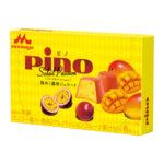 森永乳業 ピノソレイユパッション~マンゴー&パッションフルーツジェラート 48箱が1,870円で販売中