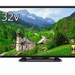 シャープ 32V型 AQUOS ハイビジョン 液晶テレビが34,800円で販売中 Amazon特選タイムセール