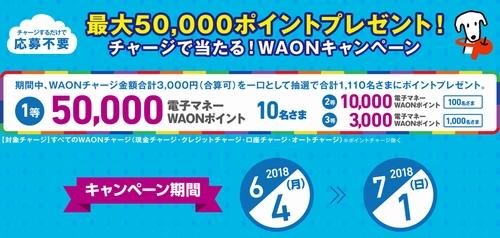 WAONキャンペーン
